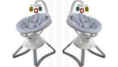 Fisher-Price recalling infant seats due to fire hazard