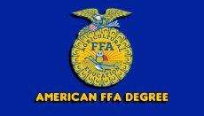 American FFA Degree
