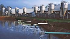 Animal Waste Hazardous emissions at farm