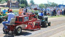 Garden Tractor Pull