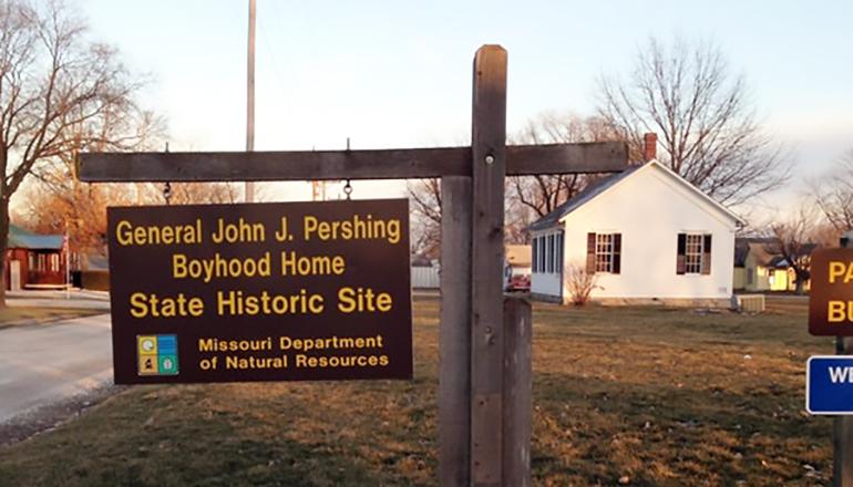 General John J. Pershing Boyhood Home State Historic Site