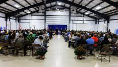 Chillicothe FFA Holds Annual Parents Night 2017