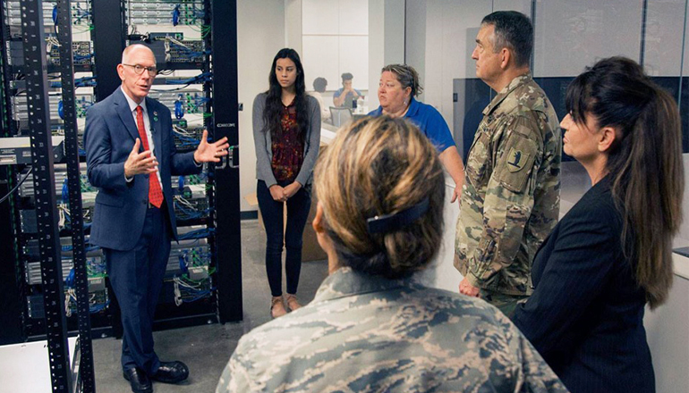 Missouri Guard forges university partnership for cybersecurity training