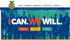 National FFA Convention Website