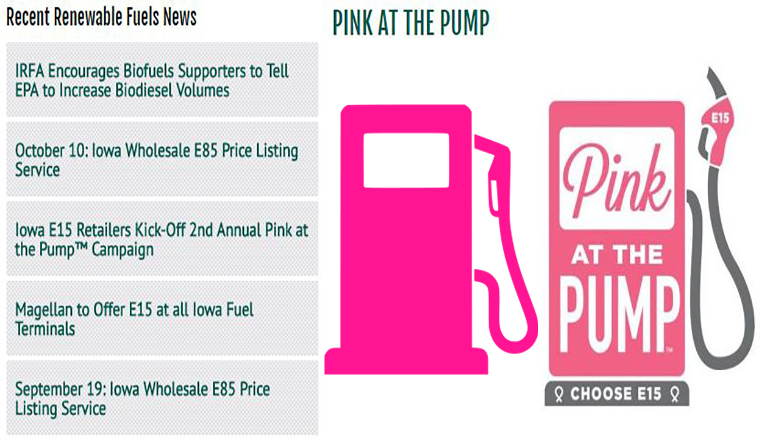 Mercer Fuel Prices >> Mercer Gas Station Goes Pink At The Pump