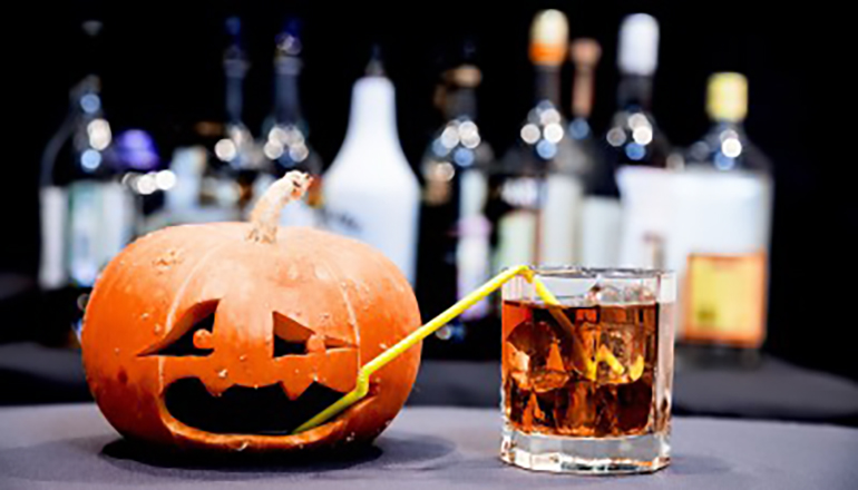 Image result for halloween alcohol