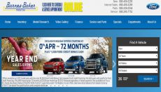 Barnes Baker Trenton Website