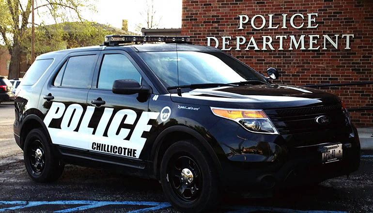 Chillicothe Police Department deals with convoluted traffic stop