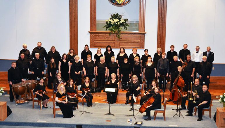 Grand River Valley Choir and Orchestra