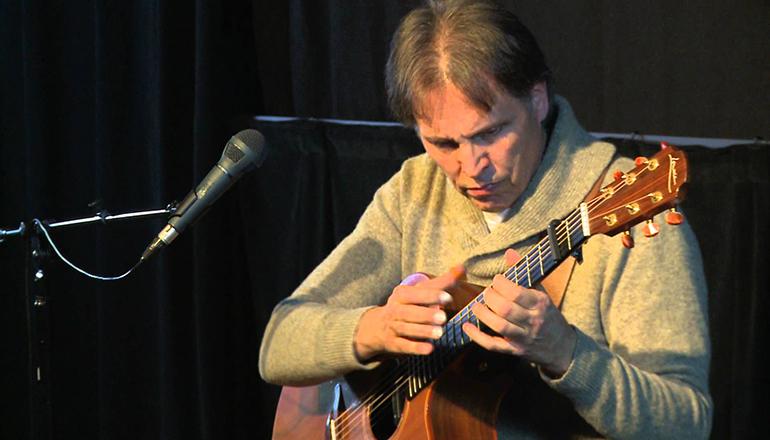 Jerry Barlow Celtic Guitarist
