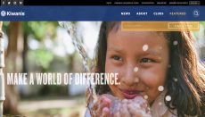 Kiwanis Website