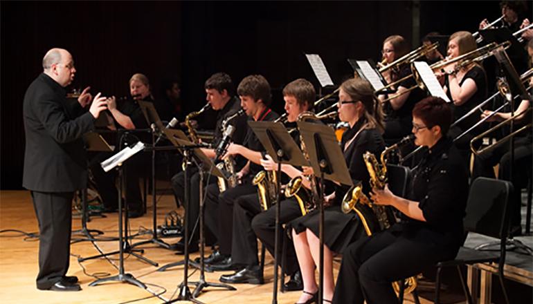 Northwest all northwest district band