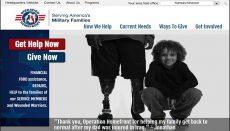 Operation Homefront Website