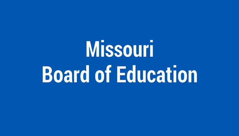 Missouri Board of Education