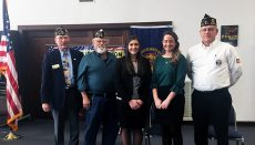 American Legion Oratory Contest Winners