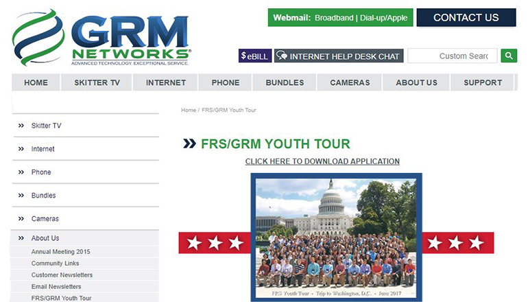 GRM Youth Tour