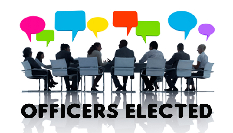 Officers Elected