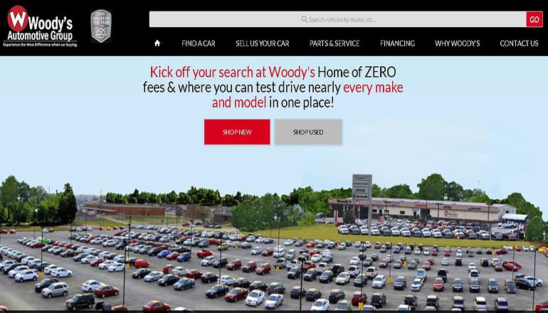 Woodys Automotive