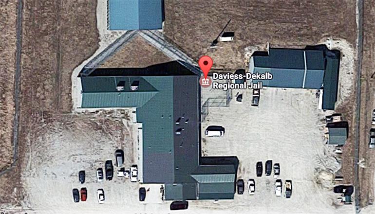 Daviess-DeKalb Regional Jail in Pattonsburg