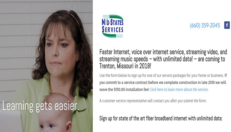 Mid-States Service Fiber