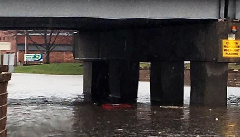 Moberly Missouri Flooding