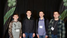 Newtown 4-H teen conference 2018