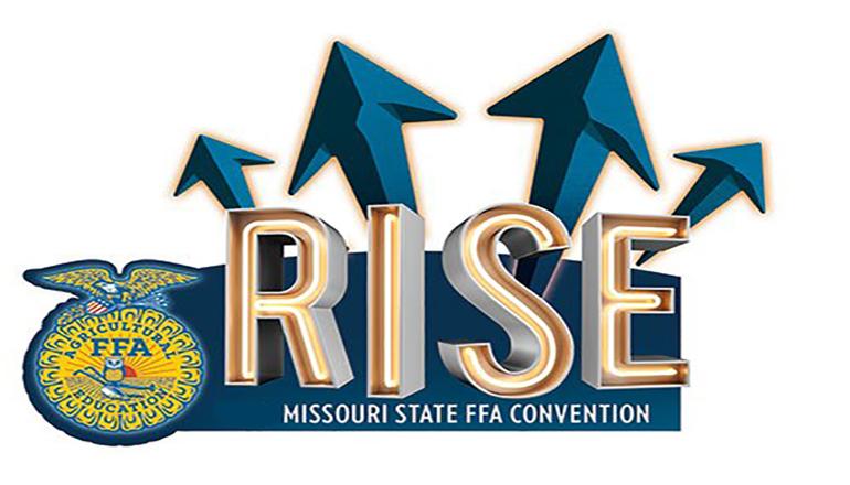 FFA Convention Rise Logo