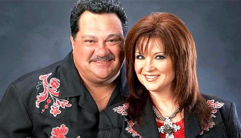 Wade Landry and Teresa Bowe Landry