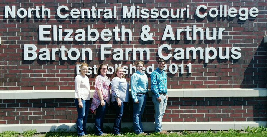 NCMC Ag Club Officers Elected