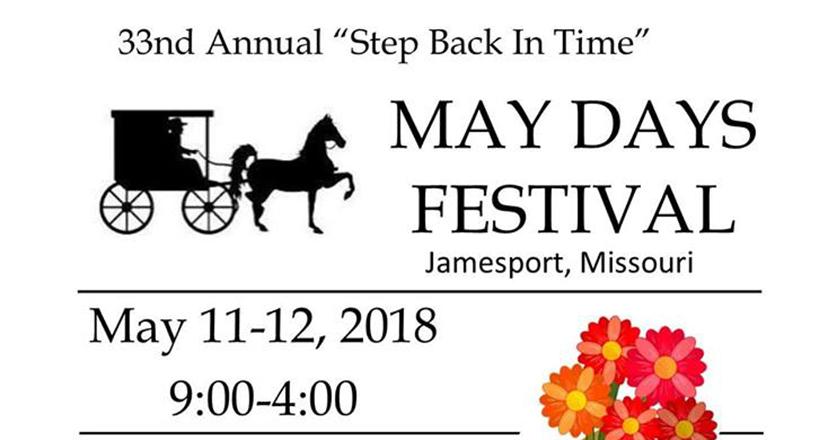 May Days at Jamesport