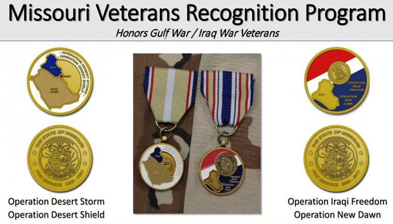 Missouri Veterans Recognition program