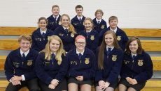 Chillicothe FFA Officers attend LEAD training