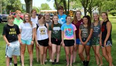 Chillicothe FFA chapter participates in Area II FFA Sports Day
