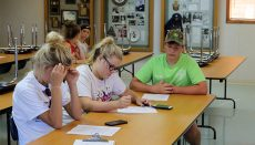 Livingston County youth begin work at Litton Agri-Science Learning Center