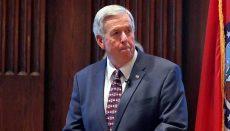 Mike Parson Governor of Missouri
