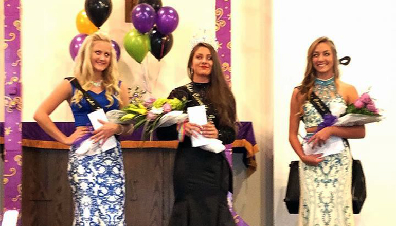 Calamity Jane Day Queen Pageant Winners