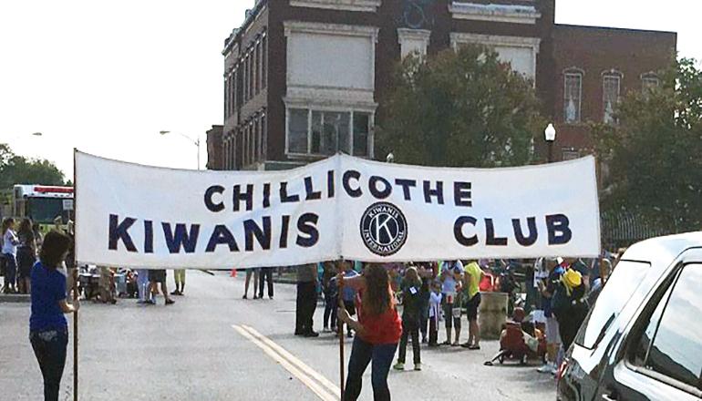 Chillicothe Kiwanis Club Parade