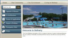 City of Bethany Website