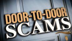 Door to Door Scams