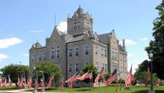 Grundy County Courthouse Trenton Missouri