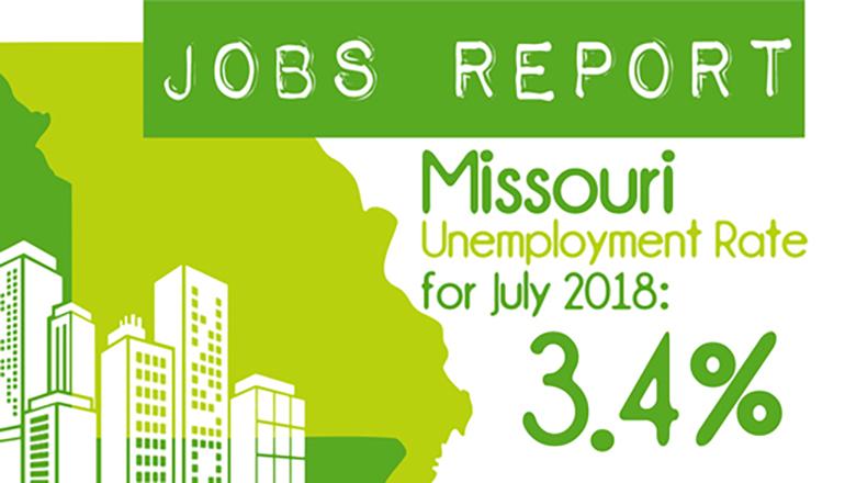 Missouri Jobs Report July 2018