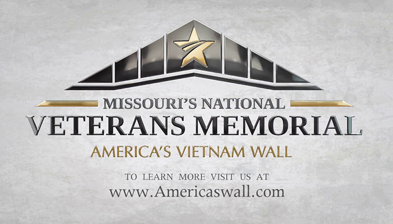 Missouri National Veterans Memorial Wall