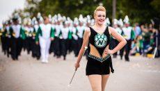 Northwest Missouri State University Homecoming Parade