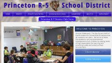 Princeton Missouri School District Website