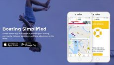 Raft Up app website