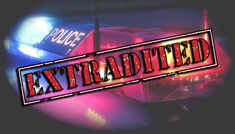 Extradited