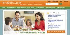 Food Safety Website