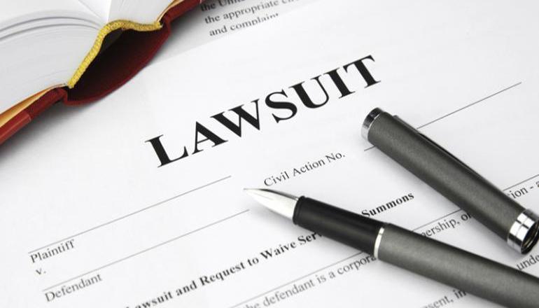 Lawsuit Graphic