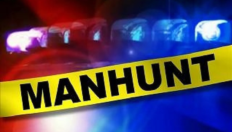 Manhunt Graphic