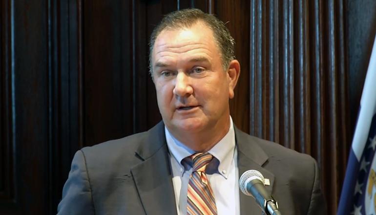 Missouri Lieutenant Governor Mike Kehoe